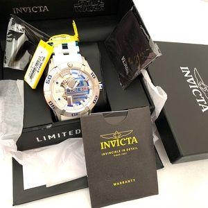 ew  Invicta Star Wars Watch Limited Edition 50 mm